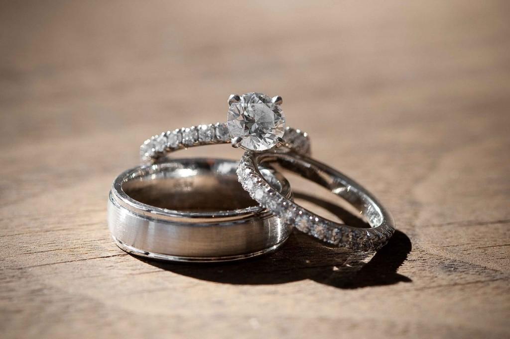 Tuscan Wedding Rings
